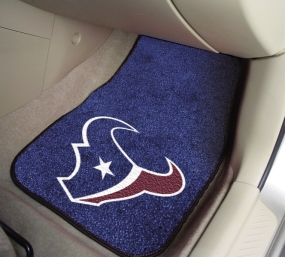 Houston Texans Car Mats