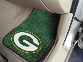 Green Bay Packers Car Mats