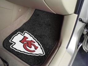 Kansas City Chiefs Car Mats