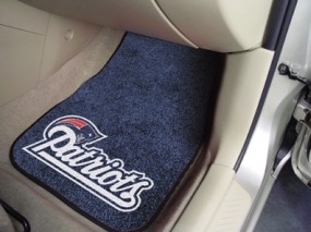New England Patriots Car Mats