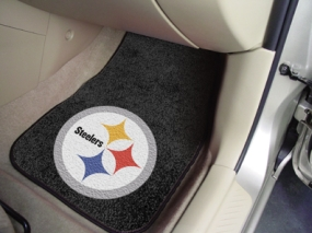 Pittsburgh Steelers Car Mats