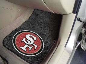 San Francisco 49ers Car Mats