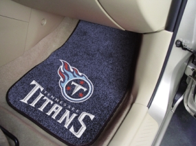 Tennessee Titans Car Mats
