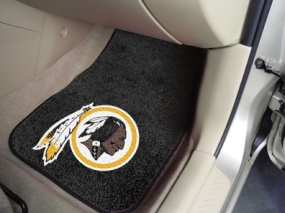 Washington Redskins Car Mats