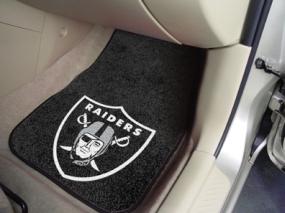 Oakland Raiders Car Mats