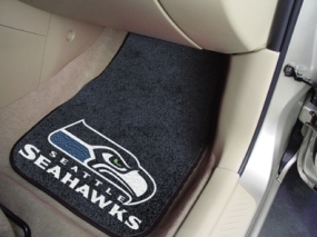 Seattle Seahawks Car Mats