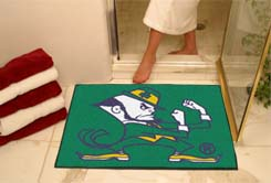 Notre Dame Fighting Irish AllStar Mat