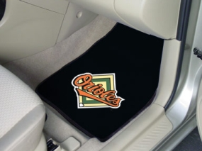 Baltimore Orioles Car Mats