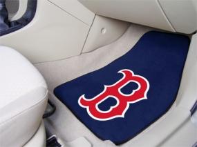 Boston Red Sox Car Mats