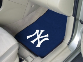 New York Yankees Car Mats