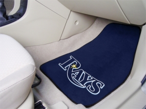 Tampa Bay Rays Car Mats