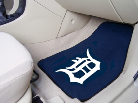 Detroit Tigers Car Mats