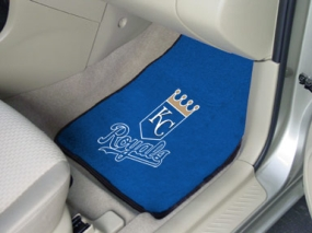Kansas City Royals Car Mats