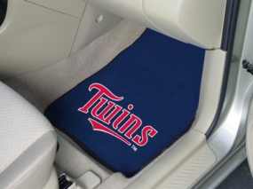 Minnesota Twins Car Mats