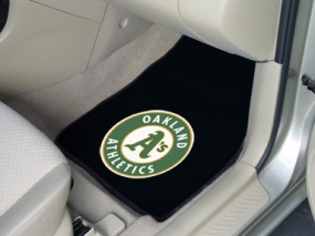 Oakland Athletics Car Mats