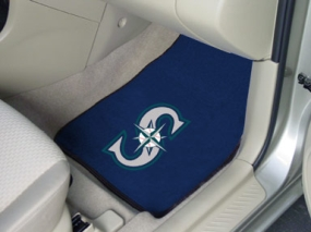 Seattle Mariners Car Mats