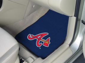Atlanta Braves Car Mats