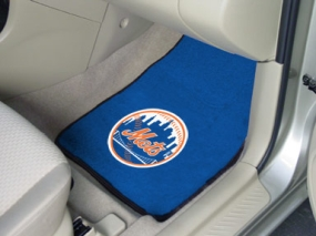 New York Mets Car Mats
