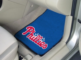 Philadelphia Phillies Car Mats
