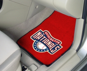 Washington Nationals Car Mats