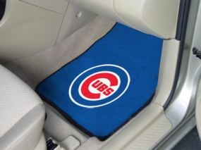 Chicago Cubs Car Mats