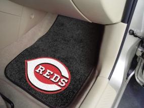 Cincinnati Reds Car Mats