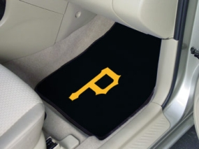 Pittsburgh Pirates Car Mats