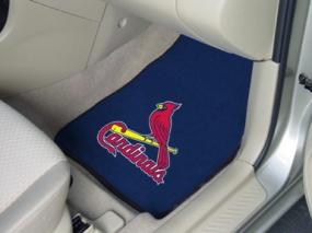 Saint Louis Cardinals Car Mats