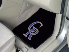 Colorado Rockies Car Mats