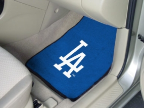 Los Angeles Dodgers Car Mats