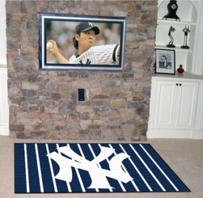New York Yankees Area Rug