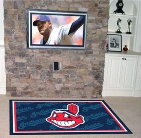 Cleveland Indians Area Rug