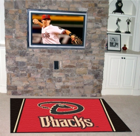 Arizona Diamondbacks Area Rug