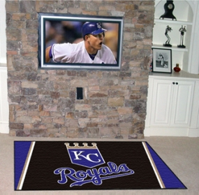 Kansas City Royals Area Rug