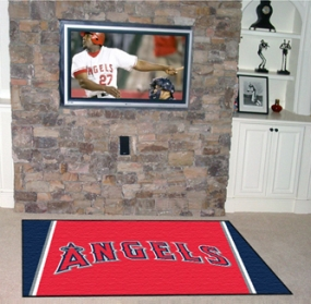 Anaheim Angels Area Rug