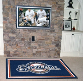 Milwaukee Brewers Area Rug