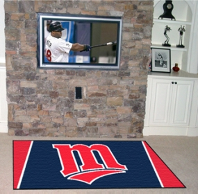 Minnesota Twins Area Rug