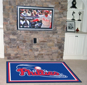 Philadelphia Phillies Area Rug