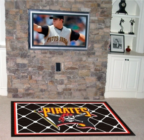 Pittsburgh Pirates Area Rug