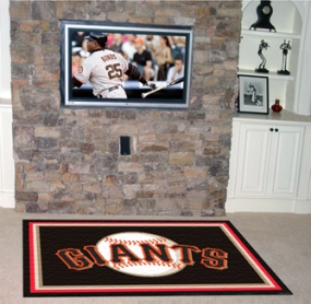 San Francisco Giants Area Rug