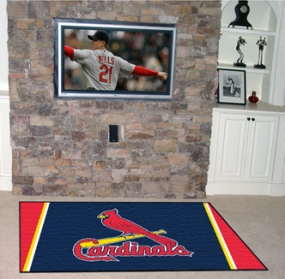 Saint Louis Cardinals Area Rug