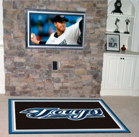 Toronto Blue Jays Area Rug