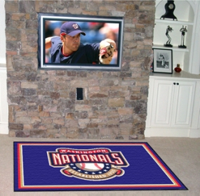 Washington Nationals Area Rug