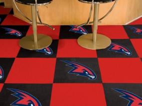 Atlanta Hawks Carpet Tiles