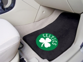 Boston Celtics Car Mats