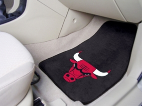 Chicago Bulls Car Mats