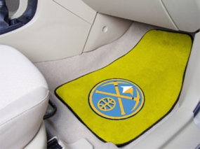 Denver Nuggets Car Mats