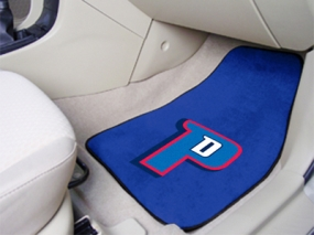 Detroit Pistons Car Mats