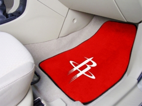 Houston Rockets Car Mats