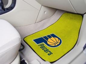 Indiana Pacers Car Mats